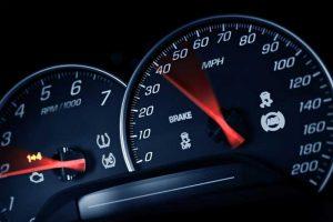 משפט תעבורה - מהירות מופרזת