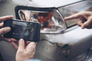 משפט תעבורה - תאונת פגע וברח